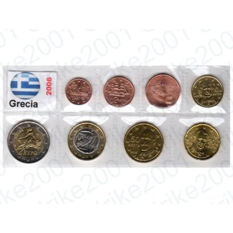 Grecia - Blister 2006 FDC