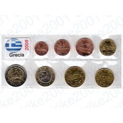 Grecia - Blister 2008 FDC
