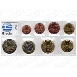 Grecia - Blister 2009 FDC