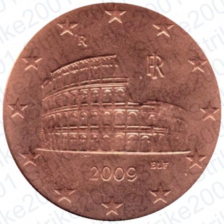 Italia 2009 - 5 Cent. FDC
