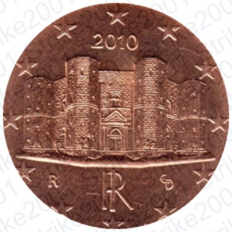 Italia 2010 - 1 Cent. FDC