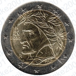 Italia 2010 - 2€ FDC