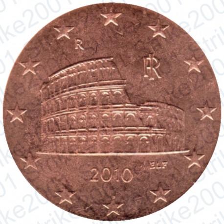 Italia 2010 - 5 Cent. FDC
