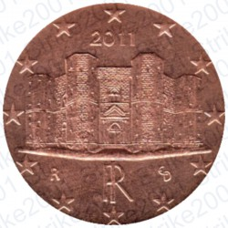 Italia 2011 - 1 Cent. FDC