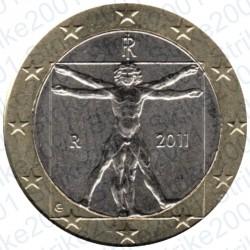 Italia 2011 - 1€ FDC