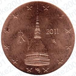 Italia 2011 - 2 Cent. FDC