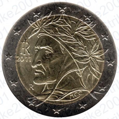 Italia 2011 - 2€ FDC