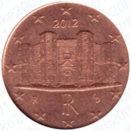 Italia 2012 - 1 Cent. FDC