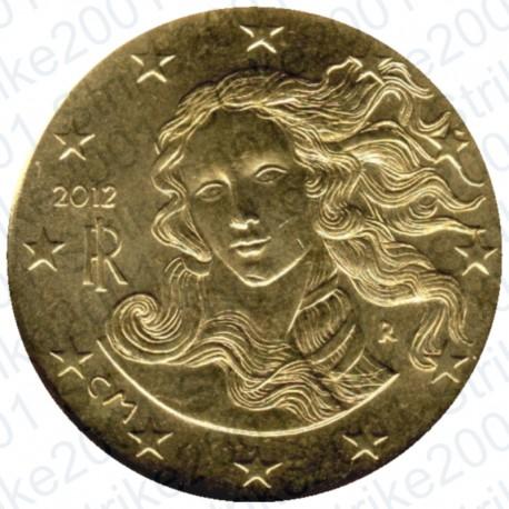 Italia 2012 - 10 Cent. FDC