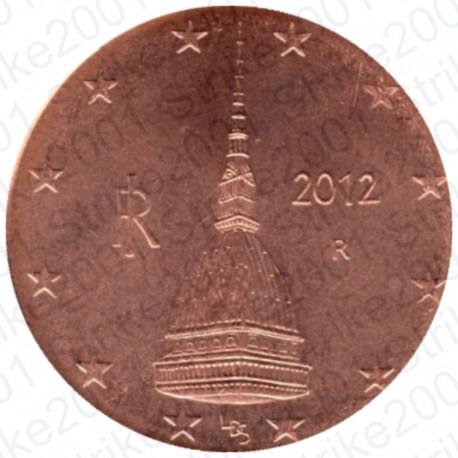 Italia 2012 - 2 Cent. FDC