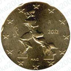 Italia 2012 - 20 Cent. FDC