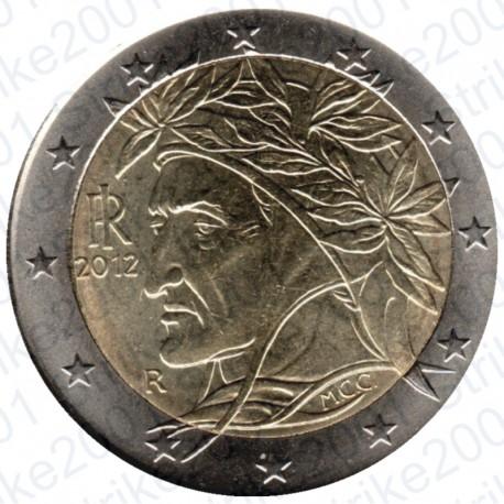 Italia 2012 - 2€ FDC