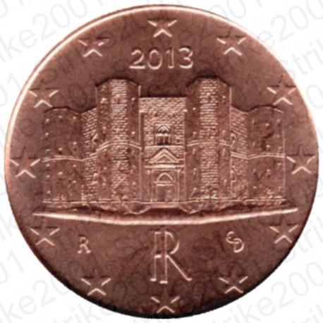 Italia 2013 - 1 Cent. FDC