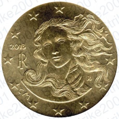 Italia 2013 - 10 Cent. FDC