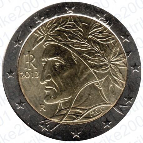 Italia 2013 - 2€ FDC