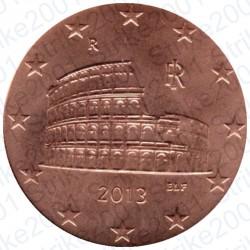 Italia 2013 - 5 Cent. FDC