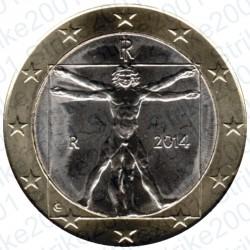 Italia 2014 - 1€ FDC