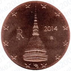 Italia 2014 - 2 Cent. FDC