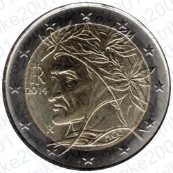 Italia 2014 - 2€ FDC