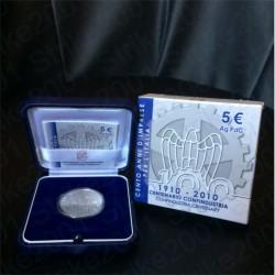 Italia - 5€ 2010 FDC Confindustria