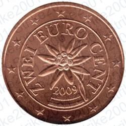 Austria 2009 - 2 Cent. FDC