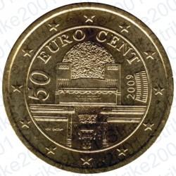 Austria 2009 - 50 Cent. FDC