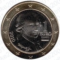 Austria 2010 - 1€ FDC