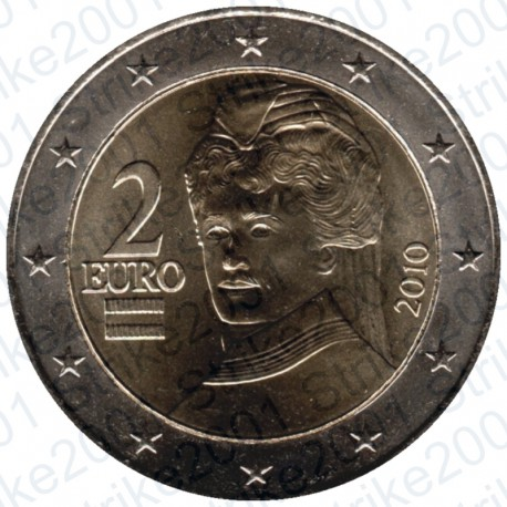 Austria 2010 - 2€ FDC