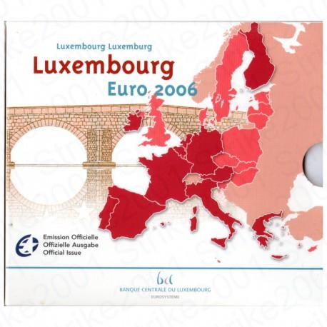 Lussemburgo - Divisionale Ufficiale 2006 FDC