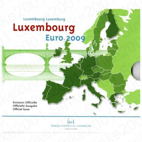 Lussemburgo - Divisionale Ufficiale 2009 FDC