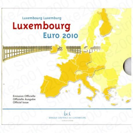 Lussemburgo - Divisionale Ufficiale 2010 FDC