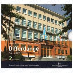 Lussemburgo - Divisionale Ufficiale 2013 FDC