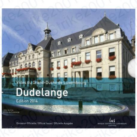 Lussemburgo - Divisionale Ufficiale 2014 FDC