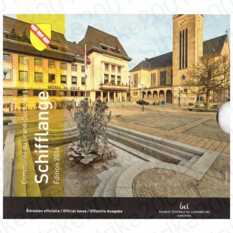 Lussemburgo - Divisionale Ufficiale 2016 FDC