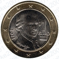 Austria 2011 - 1€ FDC