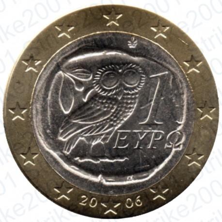 Grecia 2006 - 1€ FDC