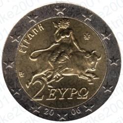 Grecia 2006 - 2€ FDC