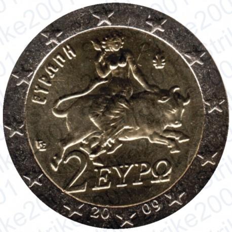 Grecia 2009 - 2€ FDC