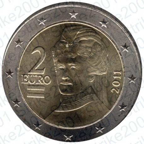 Austria 2011 - 2€ FDC