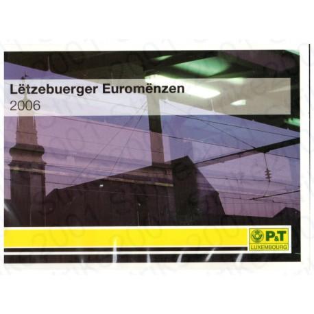 Lussemburgo - Serie Celebrativa Poste 2006 FDC