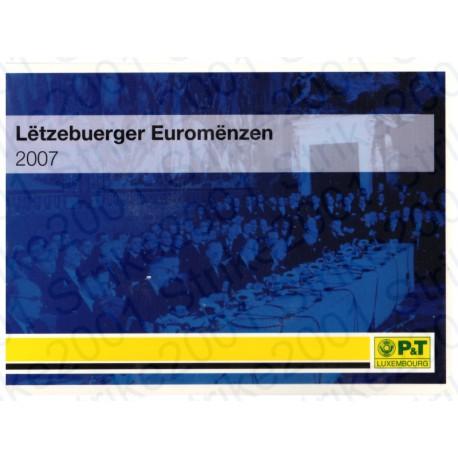 Lussemburgo - Serie Celebrativa Poste 2007 FDC