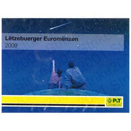 Lussemburgo - Serie Celebrativa Poste 2009 FDC