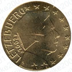 Lussemburgo 2002 - 10 Cent. FDC