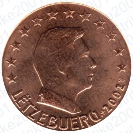 Lussemburgo 2002 - 5 Cent. FDC
