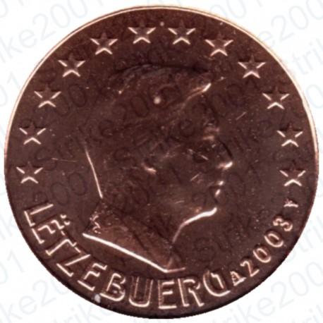 Lussemburgo 2003 - 1 Cent. FDC
