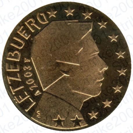 Lussemburgo 2003 - 10 Cent. FDC