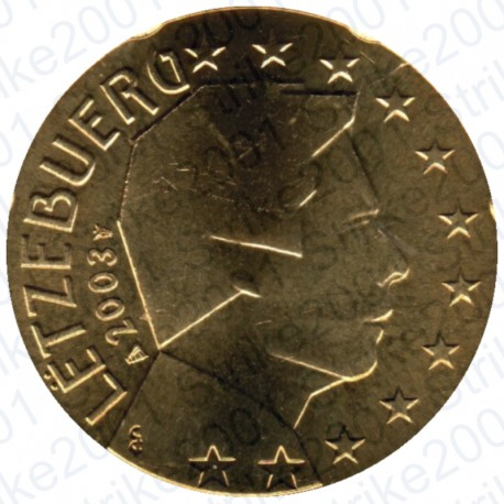 Lussemburgo 2003 - 20 Cent. FDC