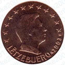 Lussemburgo 2003 - 5 Cent. FDC
