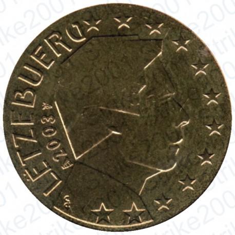 Lussemburgo 2003 - 50 Cent. FDC