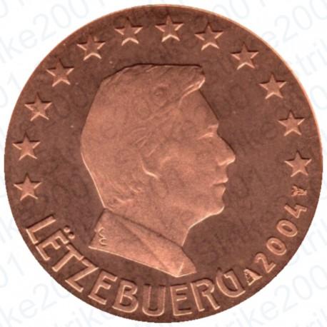 Lussemburgo 2004 - 2 Cent. FDC